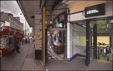 Victoria Underground