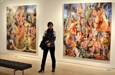 2017 Landau Fine Art/Hollis Taggart Galleries. New York
