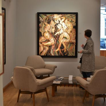 2019 Waterhouse and Dodd Gallery, London